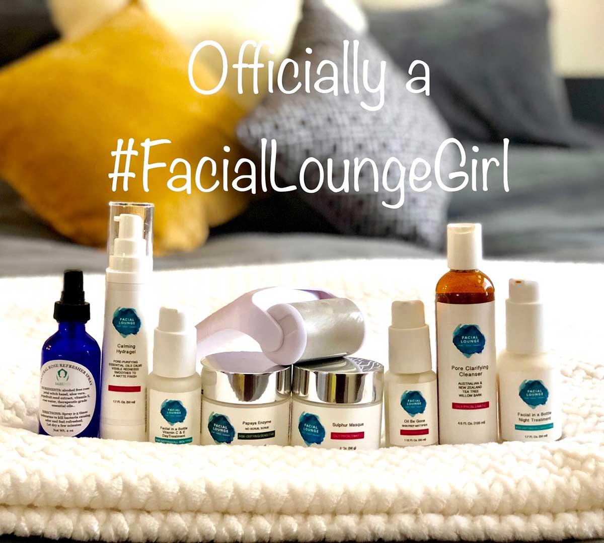 Facial Lounge Spa Orange County