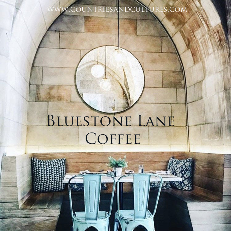 Bluestone Lane Coffee