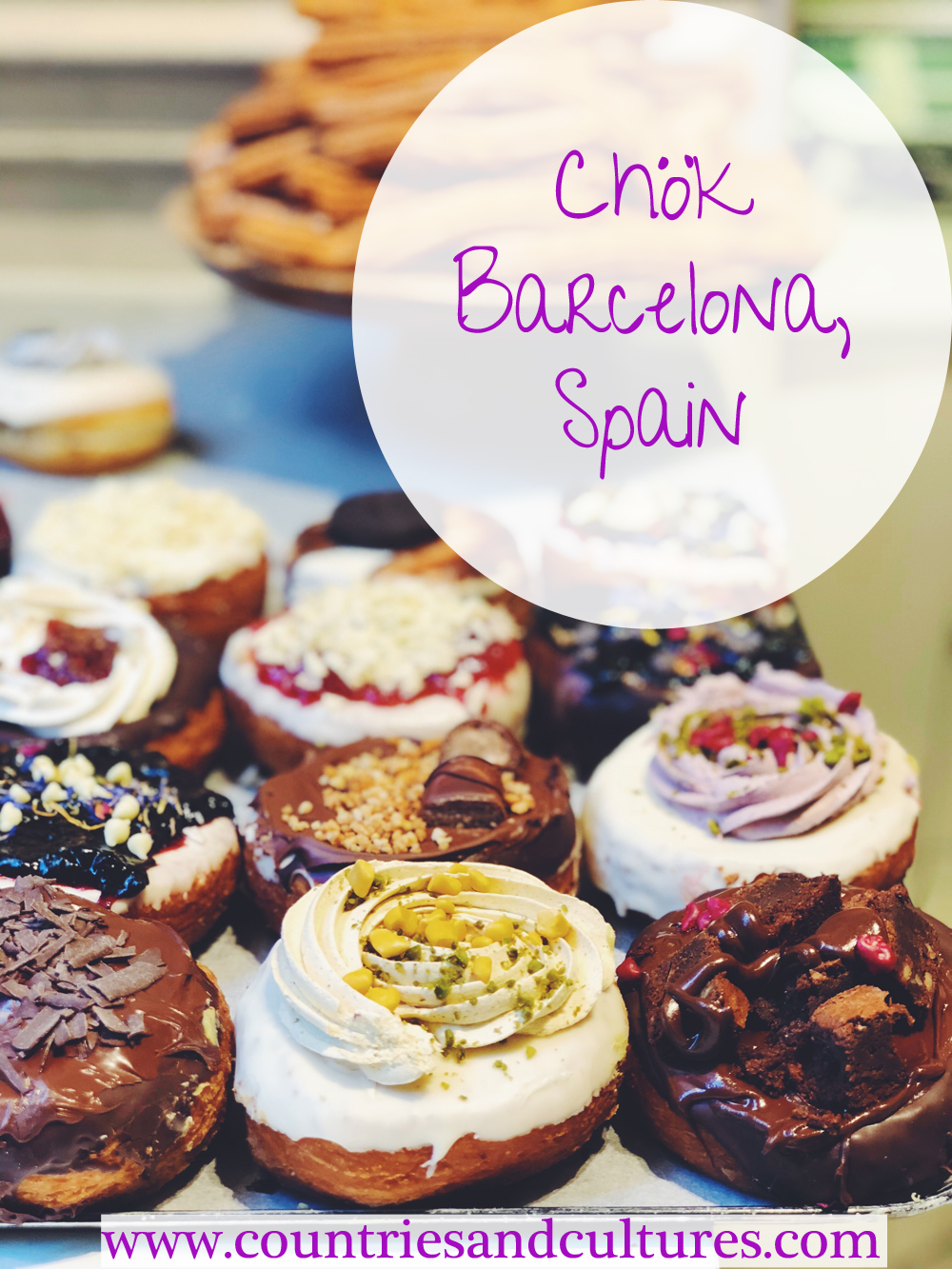 Chök Chocolate Kitchen Barcelona Spain