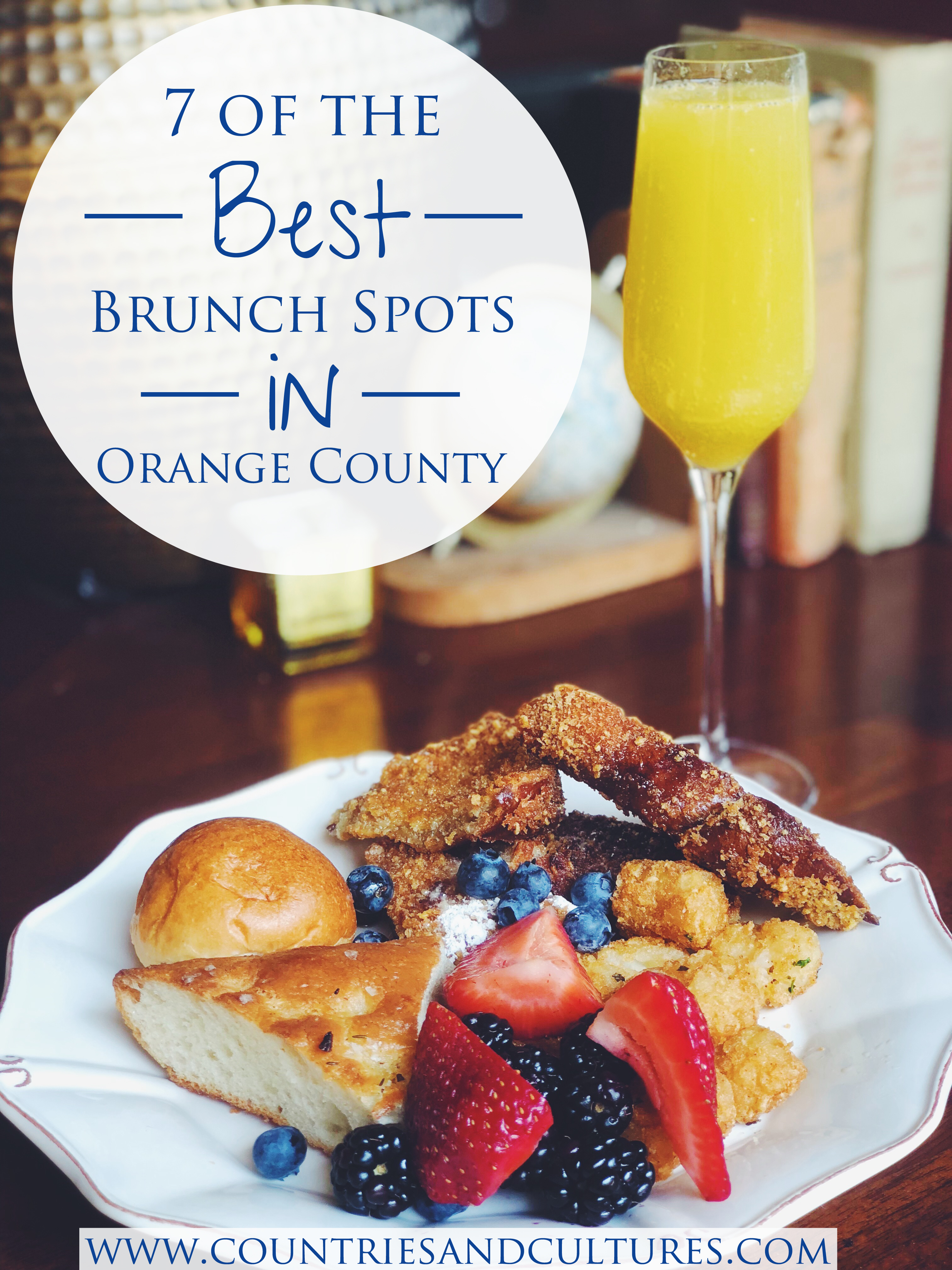 Groovy 7 Of The Best Brunch Spots In Orange County Countries Download Free Architecture Designs Intelgarnamadebymaigaardcom