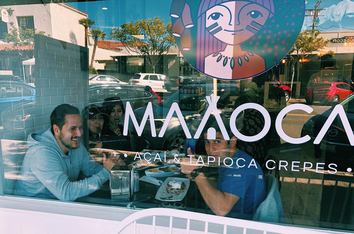Maaoca Brazilian Acai and Tapioca Crepes