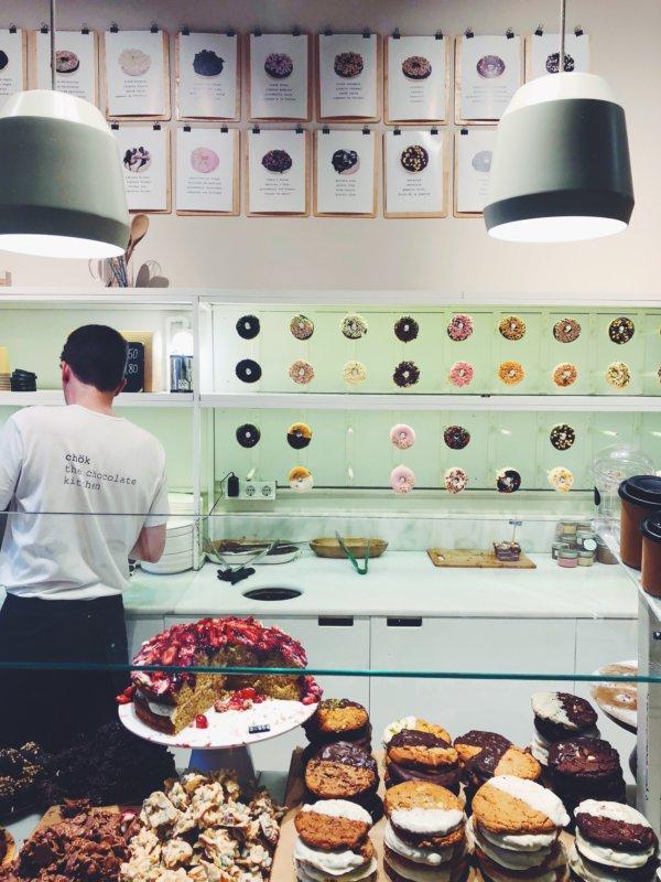 Chök Chocolate Kitchen Barcelona Spain